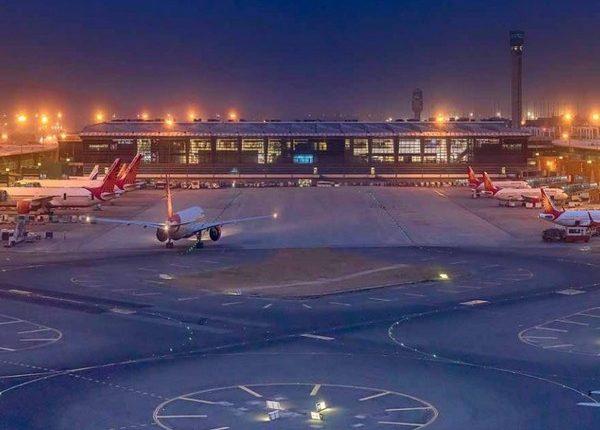 Representative image (Delhi airport)